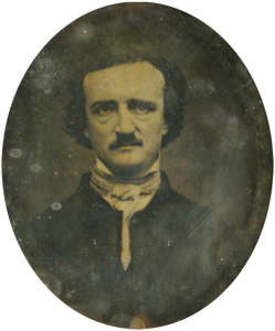 Edgar Allan Poe en 1848