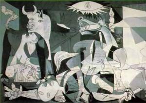 Pablo Picasso, Femme au miroir, 1932