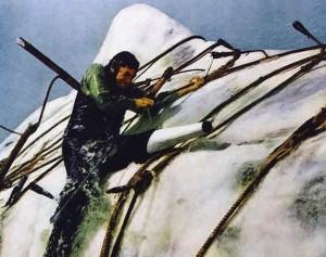 Moby Dick, le film de John Huston