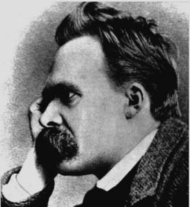 Nietzsche profil 450