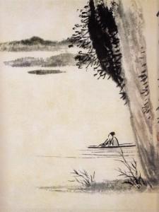Qi Baishi, Le Chant du fleuve